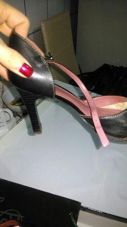 Pantofi piele made in Brazilia