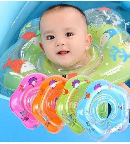 Продам круг на шею для купания