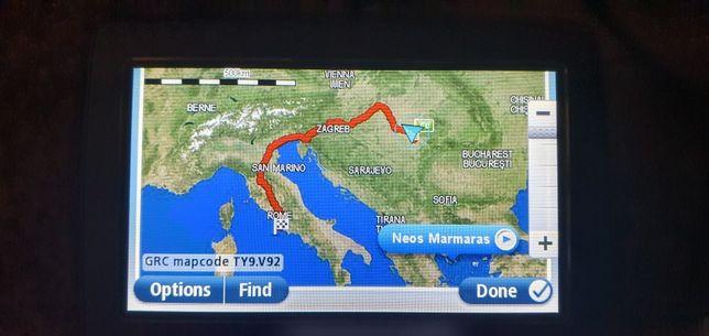 GPS TomTom Via