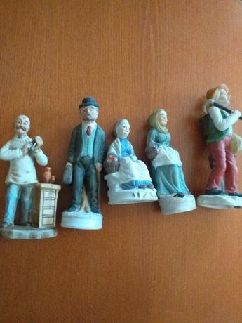 Стари английски порцеланови статуетки