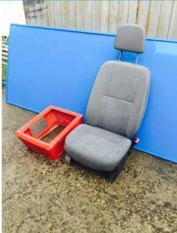 Scaun/scaune dreapta fata Volkswagen LT euro 3
