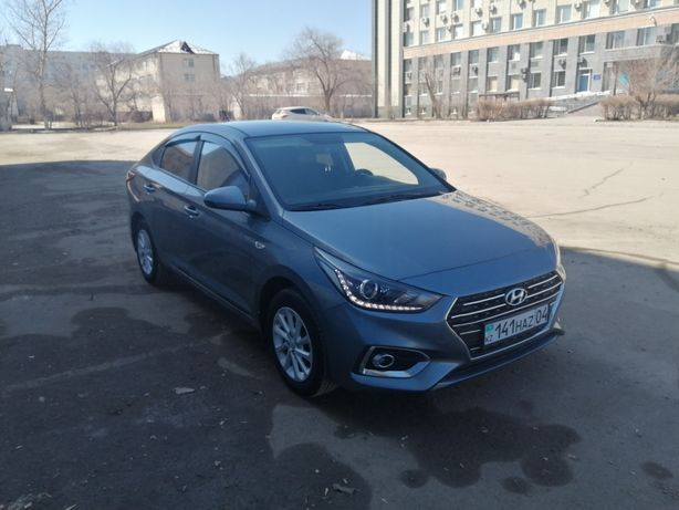 Продам Hyundai Accent Срочно.