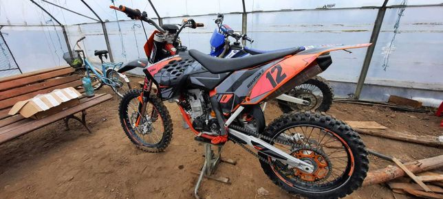 KTM Sx-f 250 2007 full cross