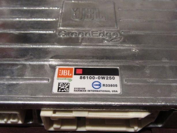 Американский усилитель JBL 86100-0W250 от Toyota Camry V50