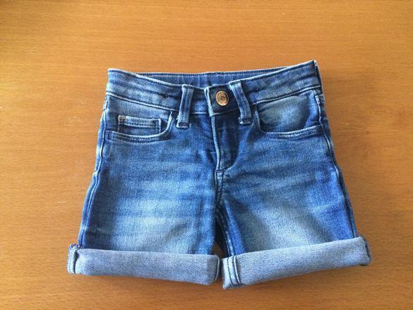 Детски дънкови панталонки Н&М
