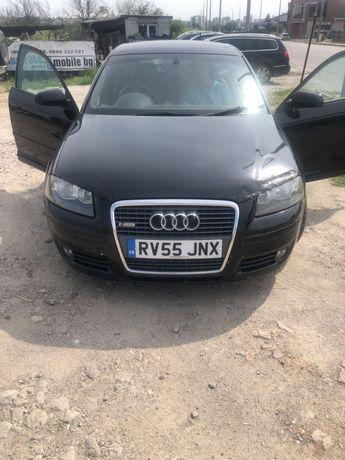 Audi A3 2,0 TDI НА ЧАСТИ