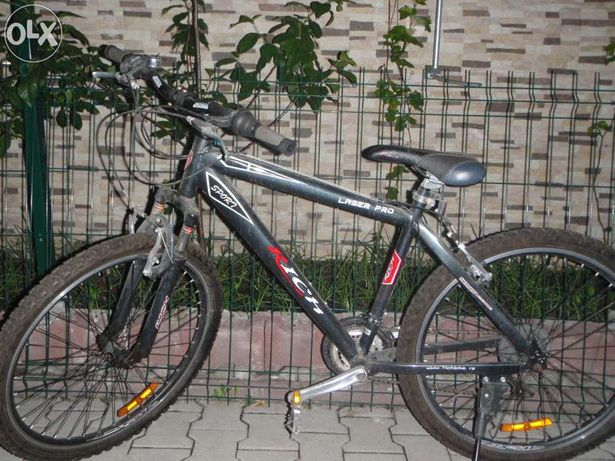 Bicicleta Rich-Sport