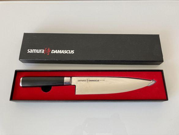 Нож на главния готвач Samura Damascus 20 см