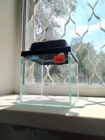 Аквариум куб от 6 литров