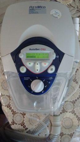 Апарат за сънна апнея и респираторни заболявания  AutoSet CS 2