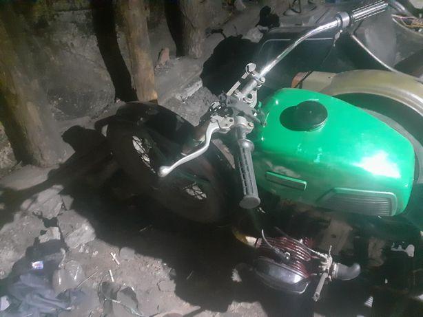 Продам мотоцикл 1984