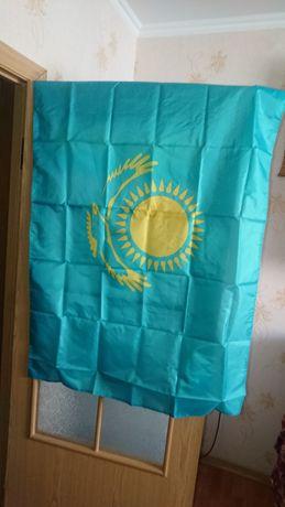 Флаги Барыс, Казахстана, WHO, пиратский. Размер 150 на 90 см