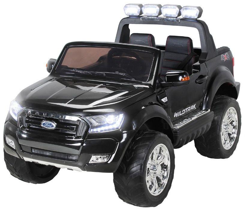 Masinuta electrica Ford Ranger 4x4 cu ROTI MOI 4x45W #Negru Oradea - imagine 1