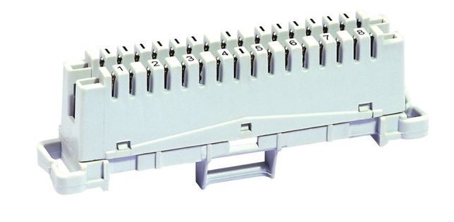 Продам Плинты KRONE 10-папы, 8-мамы, LSA-PROFIL DISC. MODULE 2/1 10pcs