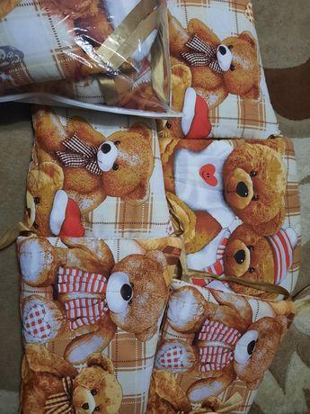 Продаются бортики на детскую кроватку