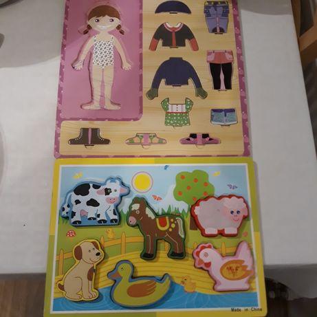 2 puzzle-uri 23ron