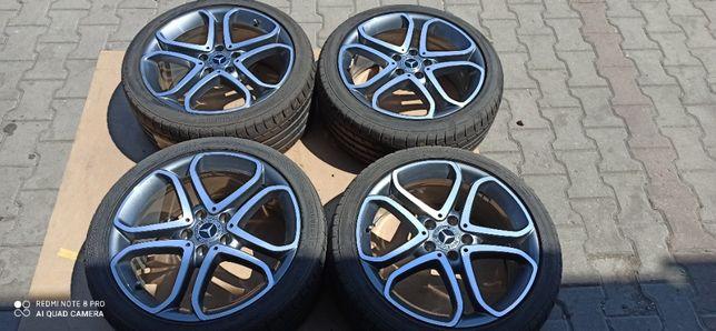 Jante Mercedes E Class W207 235 40 R18 255 35 R18 Continental vara