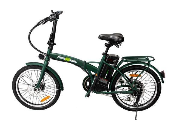 Продавам ново електрическо колело с гаранция 12 месеца.
