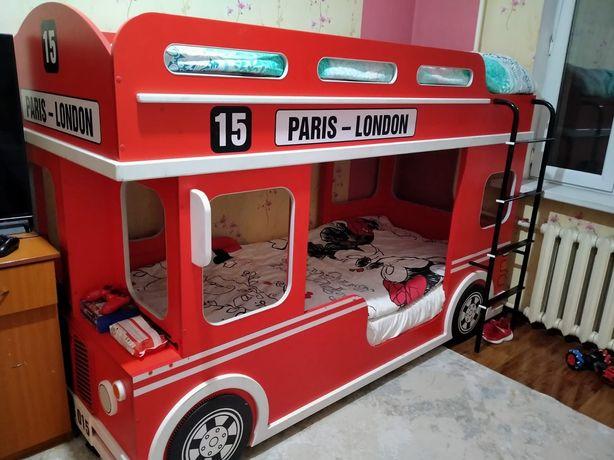 Продам кровать автобус