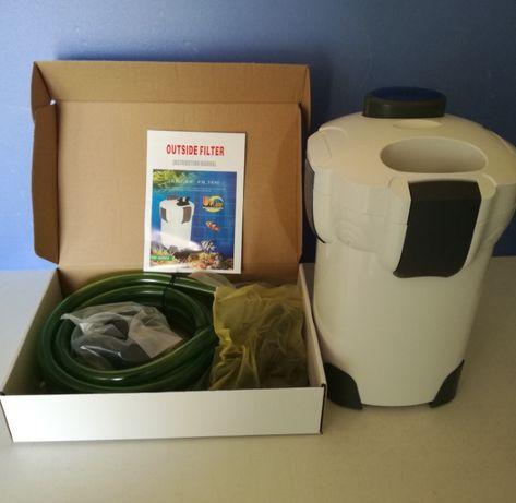 Външен филтър за аквариум - канистър
