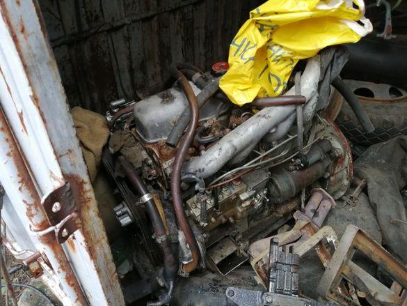 Двигател Авиа окомплектован