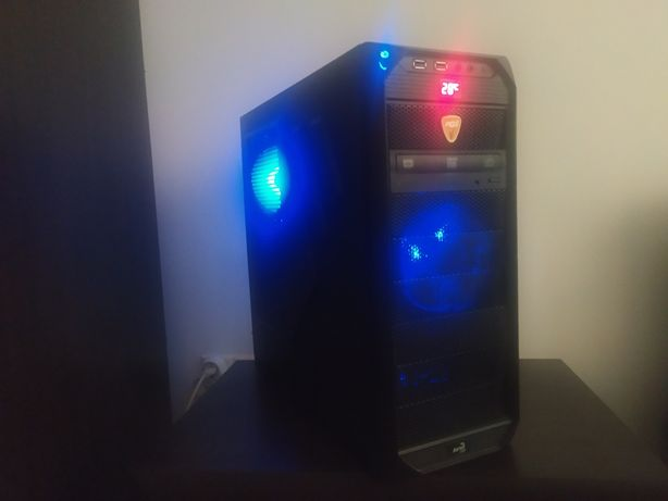 Компьютер процессор i7 ОЗУ 16ГБ видеокарта 2ГБ