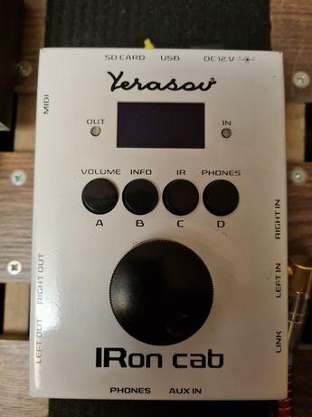 Yerasov Ir ON cab. Каб спикер симулятор.