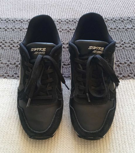 Кроссовки «Shike Leisure», чёрные, 37 размер