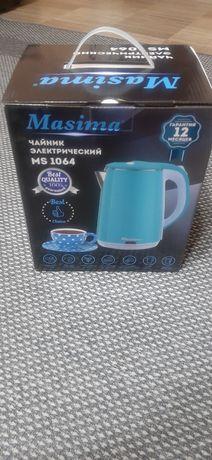 Чайник электрический(новый) Бесплатная доставка