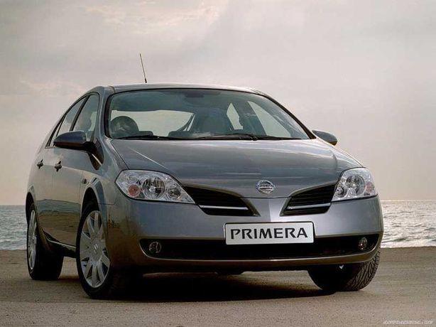 Бампер передний на Примера/Nissan Primera (P12) 02-07