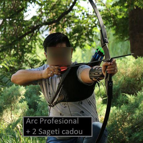 Arc sport vanatoare recurve tir arcul longbow set reflex traditional