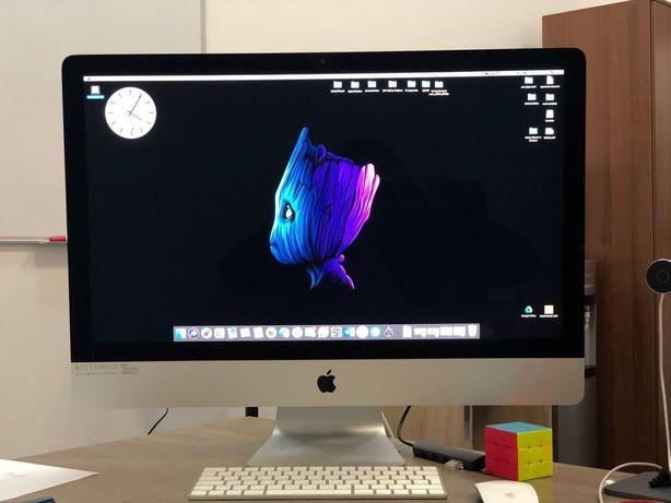 APPLE iMac 27 Retina 5K AMD Radeon PRO 580 128 GB 2TB 8GB 2017
