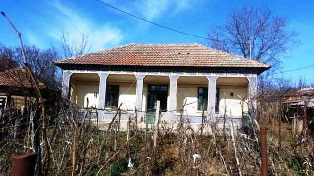 Vand casa , comuna TRAIAN , 10 Km de Turnu Magurele