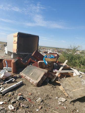 Вывоз хлама мусора с квартир гаража подвалов. Грузоперевозки