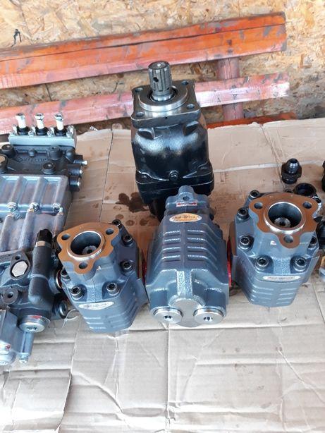 Pompe hidraulice DE basculare 3,5,710.15,20,40 tone