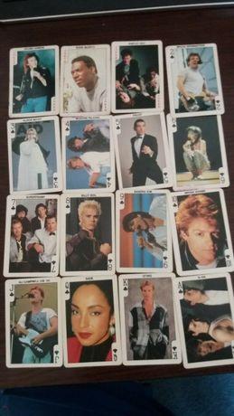 Тесте от 55 карти за игра Rock'n Bubble