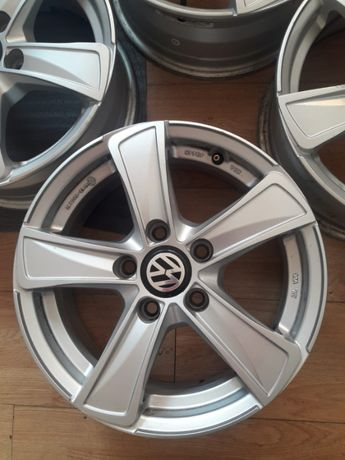 Jante 15 VW Golf Jetta Touran Caddy Skoda Octavia 6Jx15 ET43 5X112