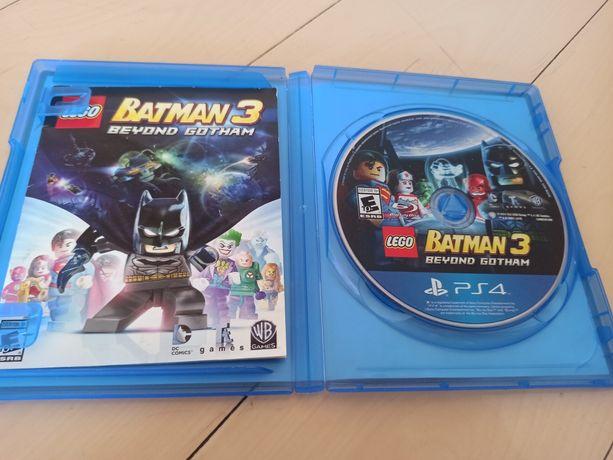 Диск на PS4 LEGO Batman Beyond Gotham