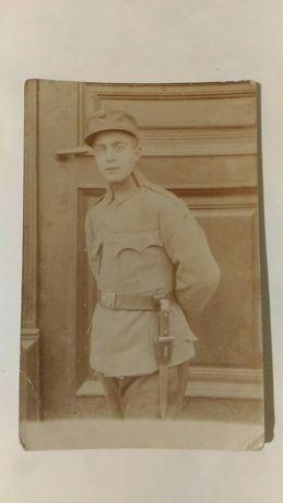 Fotografie militar primul razboi 1914-1918