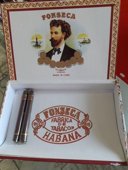 Кутия за пури и дървена кутия