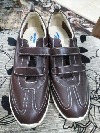 Италиански обувки sanagens 40