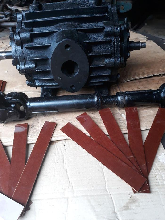 Reparatii pompe vid si cardane Berca - imagine 1