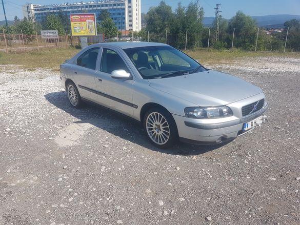 Volvo s60 2t 180коня на части Ниски Цени