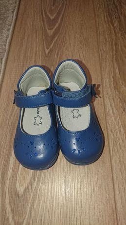 Бебешки обувки за момиче