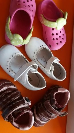 Papuci, pantofi, adidasi 19 - 22