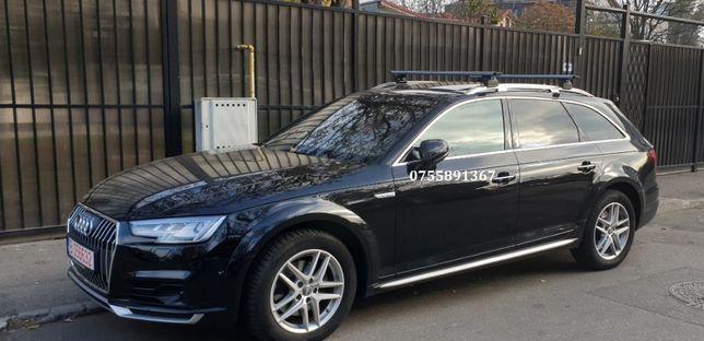Bare portbagaj Audi A3 A4 A6 Q3 Q5 Q7 / Aluminiu AERO Wingbar