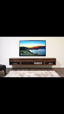 Установка телевизора на стену.