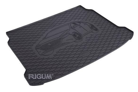 Гумена стелка за багажник HYUNDAI i30 HB от 2017г. за долна позиция