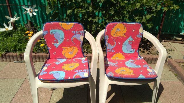 Сидушки на клесла или стулья