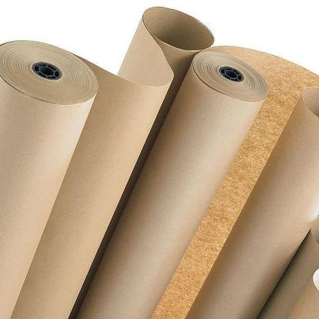Рулоны крафт бумаги